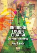 Institución y cambio educativo