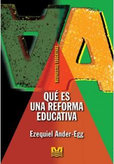 Qué es una reforma educativa