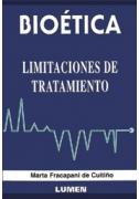 Bioética. Limitaciones del tratamiento
