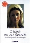 María nos está llamando