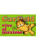 Garfield vive al máximo