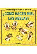 Cómo hacen miel las abejas
