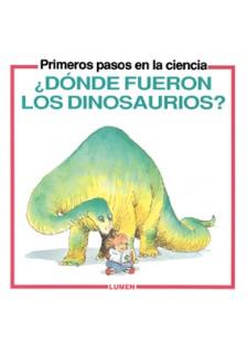 Dónde fueron los dinosaurios