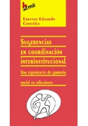 Sugerencias en coordinación interinstitucional