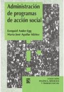 Administración de programas de acción social