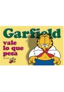 Garfield vale lo que pesa