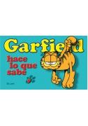 Garfield hace lo que sabe