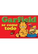 Garfield se come todo