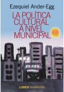 La política cultural a nivel municipal