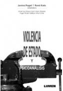 Violencia de Estado y psicoanálisis