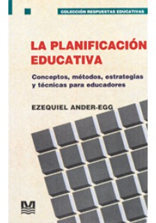 La planificación educativa